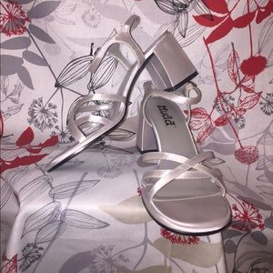 Silver KIMBERLY shoes